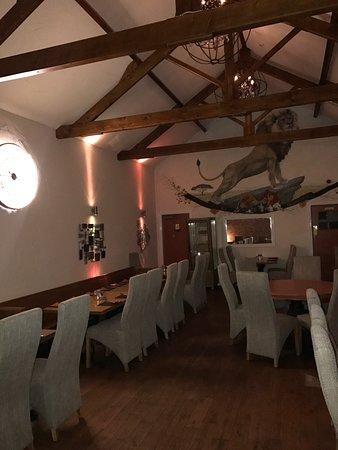 Crowle, UK: New restaurant