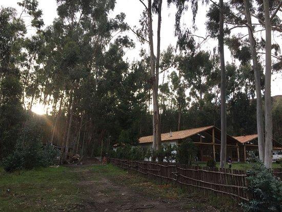 Pampas, Peru: Pamuri Andes Lodge