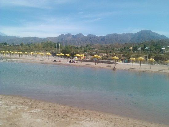 Las Compuertas, Argentina: Lujan Playa