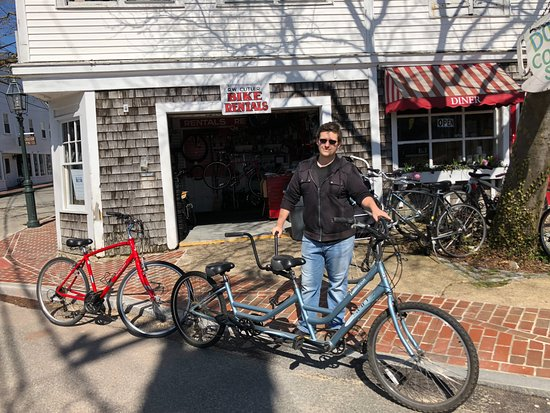 Martha's Vineyard Bike Rentals