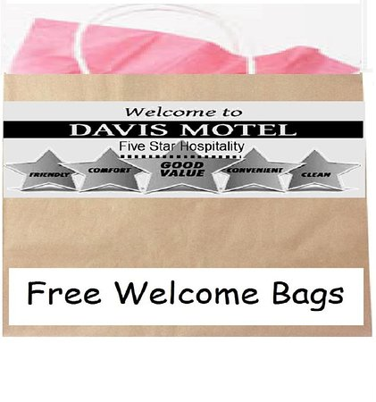 North Lima, OH: Free Welcome Bag