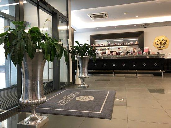 Arthotel ana boutique six hotel vienne autriche voir for Boutique hotel vienne autriche