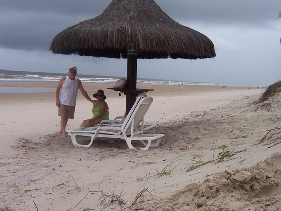 Hotel Transamerica Ilha de Comandatuba: Praia