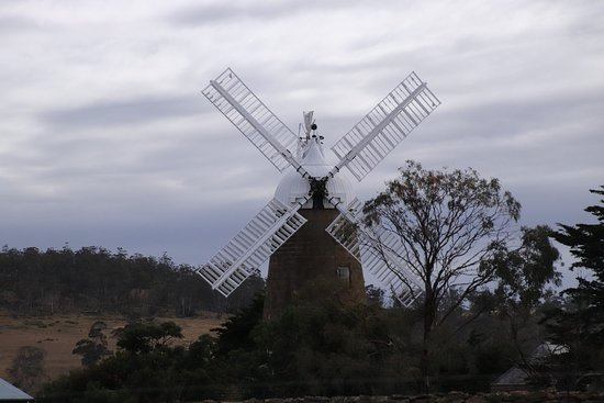 Oatlands, Australia: The Callington Mill