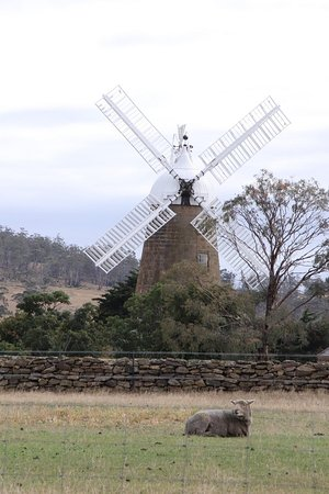 Oatlands, Australia: And it works!