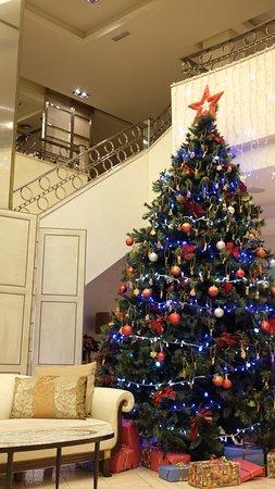 NH Hesperia Barcelona Presidente: hotel lobby