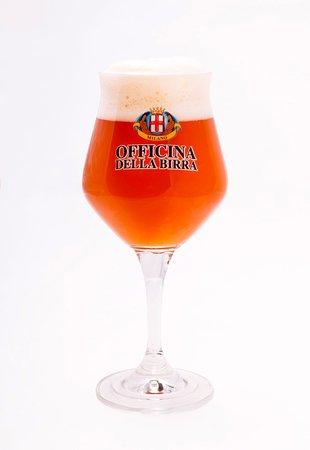 Cogliate, Italia: La Birra Sandalmazi. Fresca Biologica Artigianale e sopratutto Buona!