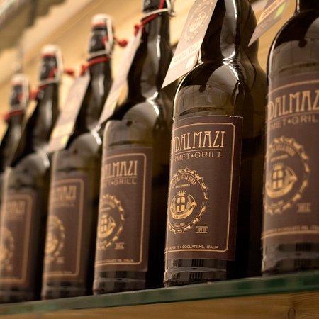 Cogliate, Italia: La Birra Bio Artigianale del Sandalmazi Gourmet Grill