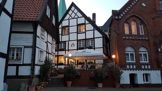 Ennigerloh, Tyskland: Pizzaria Aroma