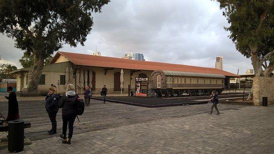 HaTachana: la stazione