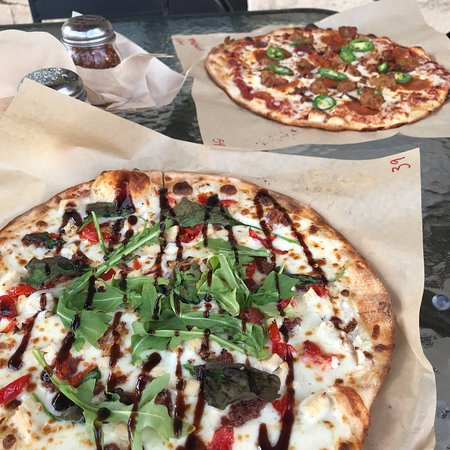 Pottsboro, TX: Craft Pies Pizza Co