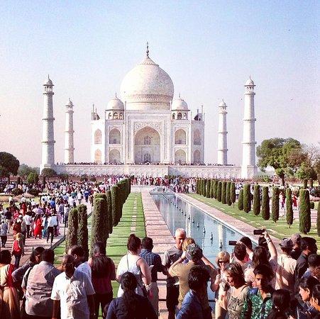 Taj Mahal Day Trip
