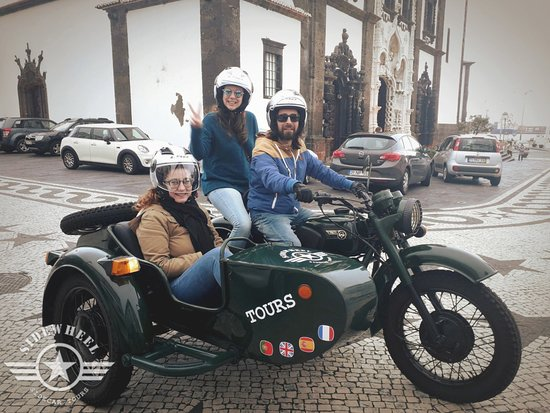 Ponta Delgada, Portugal: Let's begin!