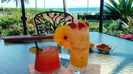 Four Seasons Resort The Biltmore Santa Barbara: Drinks