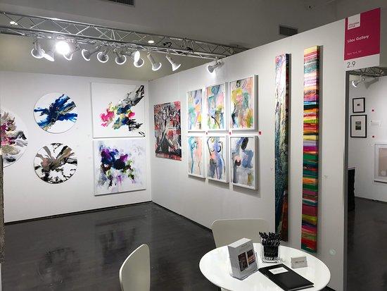 Affordable art fair nyc