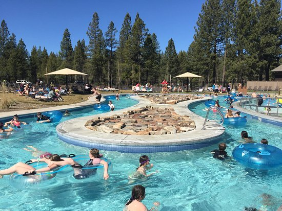 Sunriver Homeowners Aquatic & Recreation Center