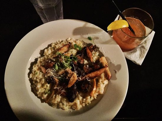 South Pasadena, CA: Risotto