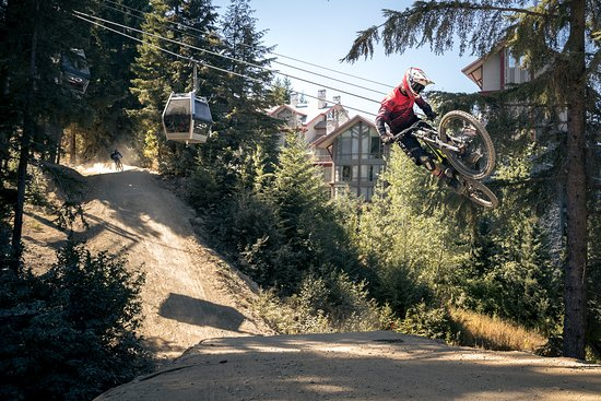 ‪Whistler Mountain Bike Park‬