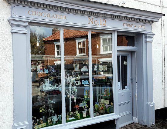 Gainsborough, UK: Exciting new Chocolate and gift shop in Kirton Lindsey