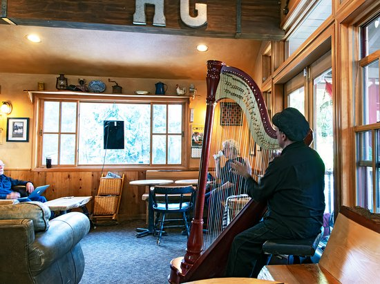 Idyllwild, CA: Weekend Harpist