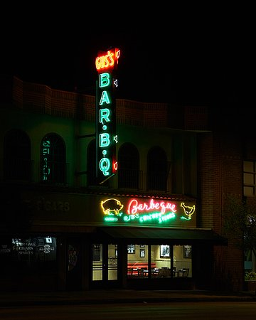 South Pasadena, Kalifornia: Neon Sign up since the 1950s!