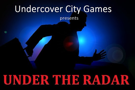 Undercover City Games: Sopot