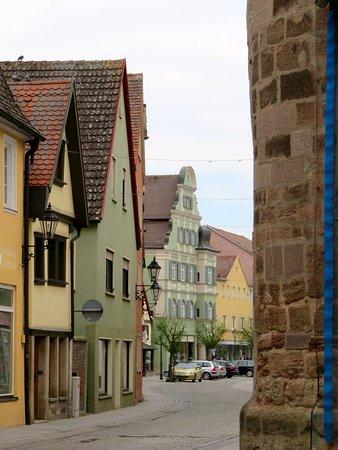 Gunzenhausen, ألمانيا: Altstadt Gunzenhausen