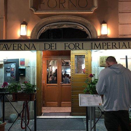La Taverna dei Fori Imperiali: photo1.jpg