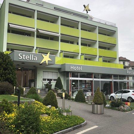 Stella Hotel Interlaken: シュテラ ホテル