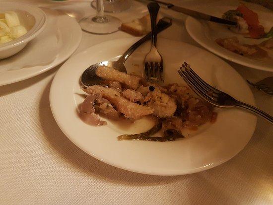 Faggeto Lario, Italia: Selección pescados lago