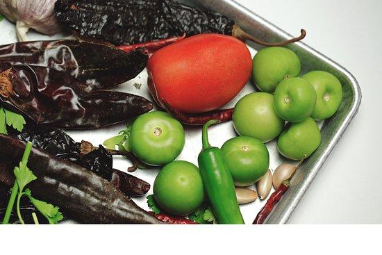 Cotilla: Ingredientes tradicionales en una cocina internacional, delicioso.