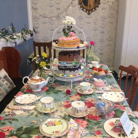 ‪‪Dronfield‬, UK: Vintage Afternoon teas‬