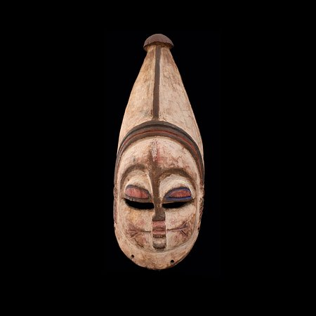 Africa and Beyond : Bini Mask from Nigeria