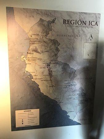 Regional Museum of Ica : ok.