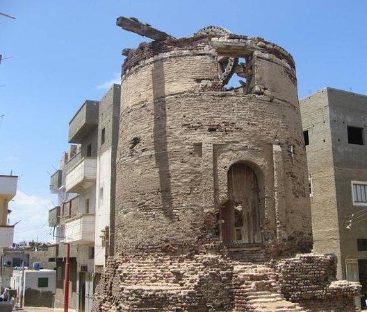 Idku, Ägypten: طاحونه في حي كوم الطواحين القديم