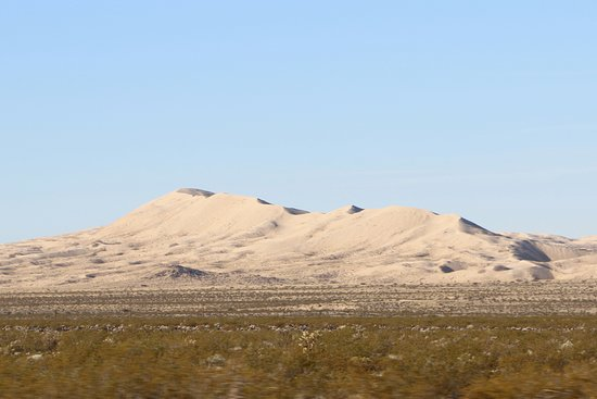 Mojave National Preserve: Kelso Dunes