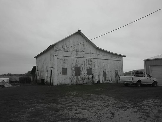 Haunted Catalpa Grove Farm