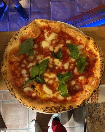 La stella del sud: Pizza margherita