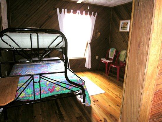 Jonesville, Honduras: Seahorse room