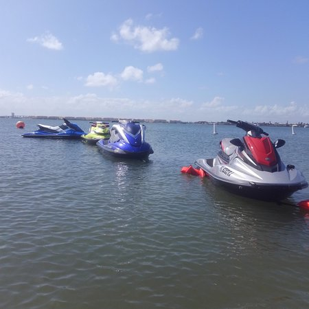 Fort Pierce, FL: Jetskis