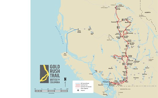 Barkerville, Canadá: Explore the Gold Rush Trail!