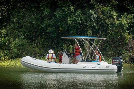 Panama Boat Tours