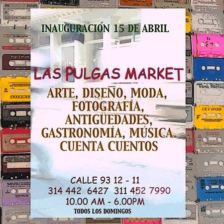 Las Pulgas Market