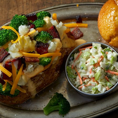 Addison, IL: Broccoli Cheddar Baked Potato
