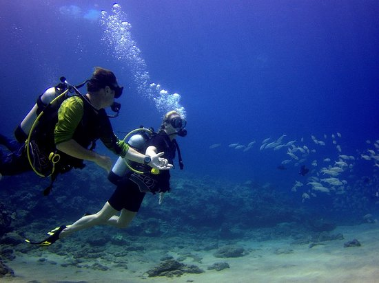 Ka'anapali, Hawaï : Our guides are happy to offer support and reassurance when needed. You can do this!