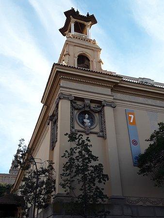 Avinguda Reina Maria Cristina