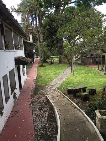 Hacienda- Hosteria Chorlavi Bild