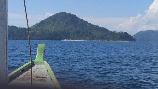 Sagnay, Филиппины: Atulayan Island