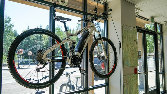 Apex Electric Bike Sales & Rentals: We carry Haibike, Izip, Easy Motion and Yuba bikes!