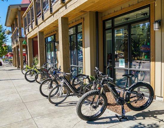 Apex Electric Bike Sales & Rentals